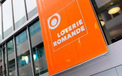 Nouveau centre de la Loterie Romande à Lausanne