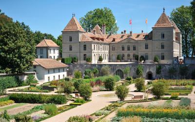 Château de Prangins, Musée national en Suisse Romande