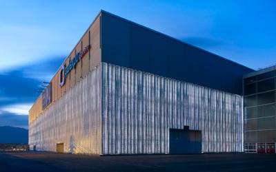 Centre d'exposition et de congrès Palexpo SA