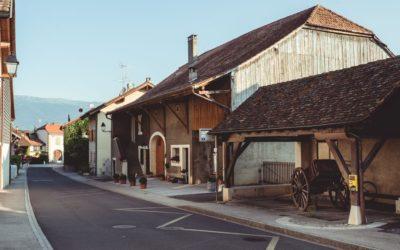 Chauffage à distance de la commune d'Aire-la-Ville